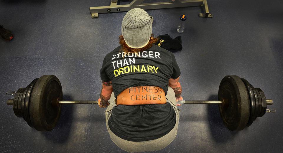 Deadlift, sterker, spiermassa