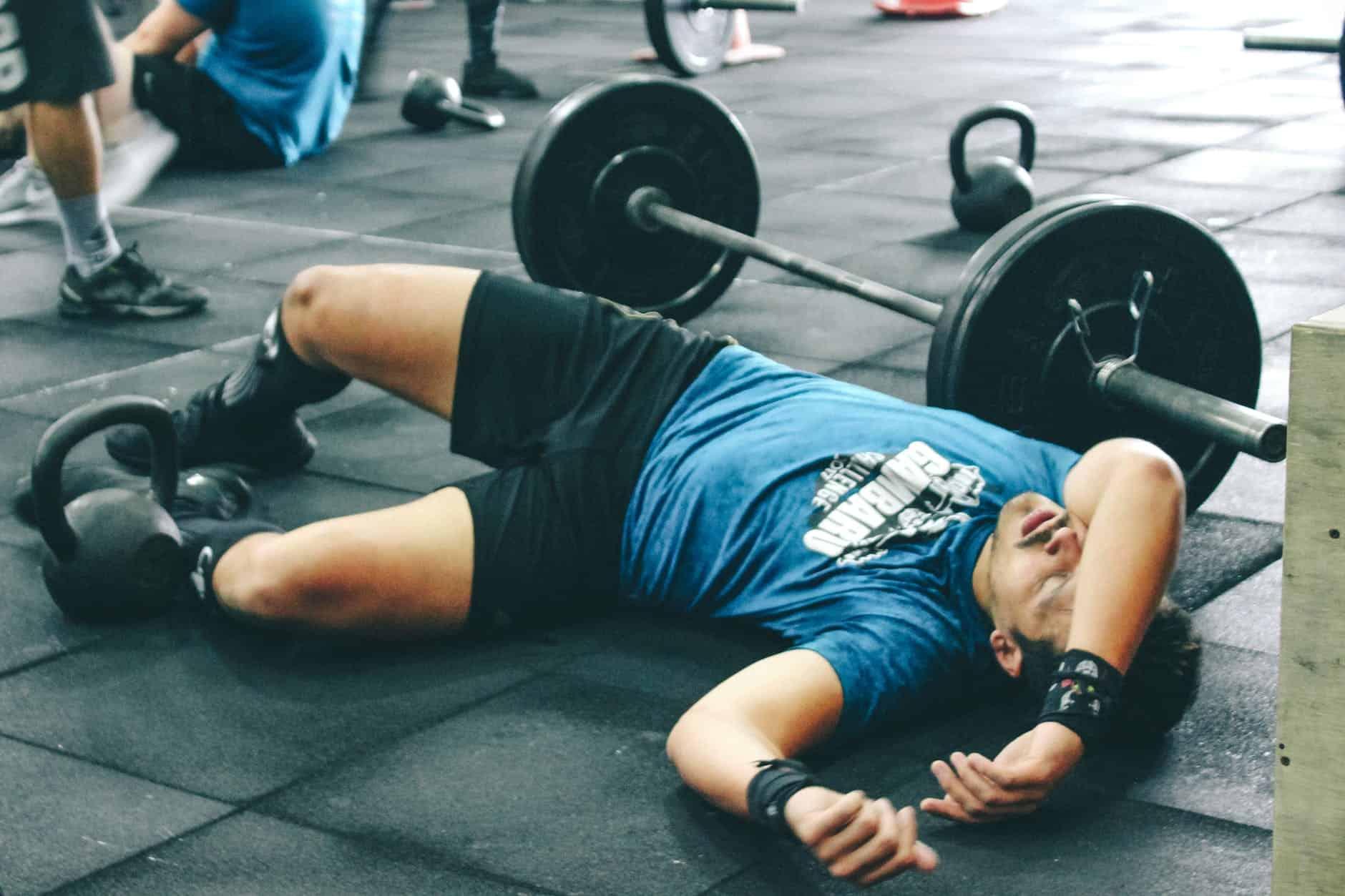 Fitness fouten, Fitness, Fitnessfout