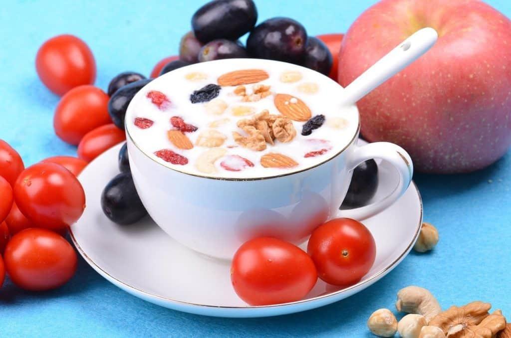 Griekse yoghurt helpt bij het afvallen