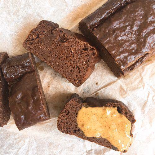 Skinny Chocolade Cake