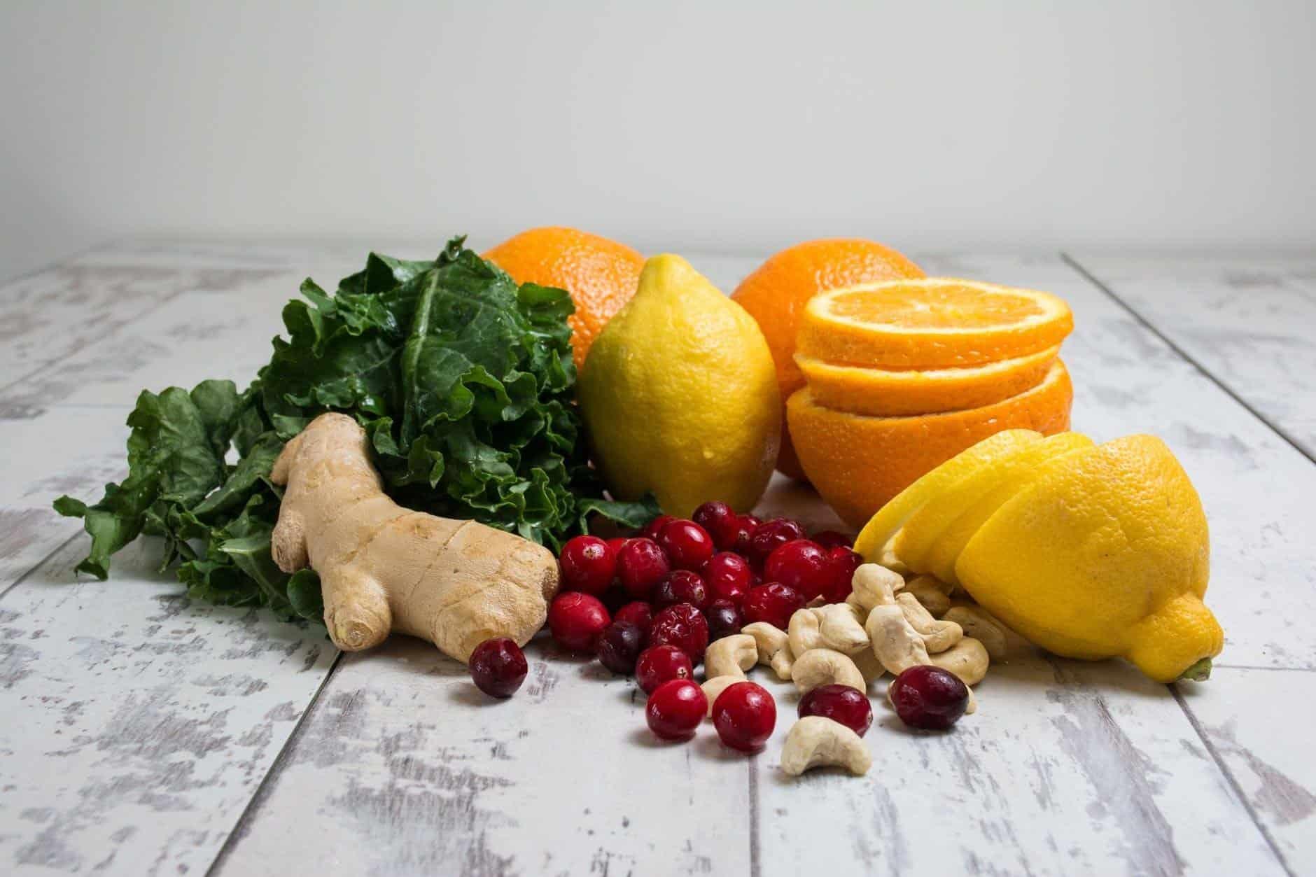 fruitsoorten afvallen