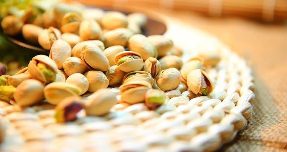 pistache noten gezond