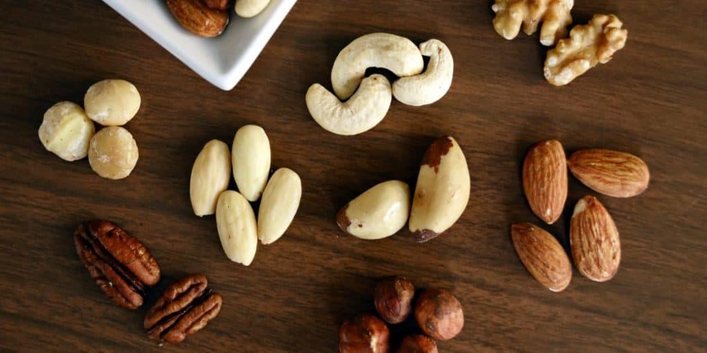 noten met veel eiwit
