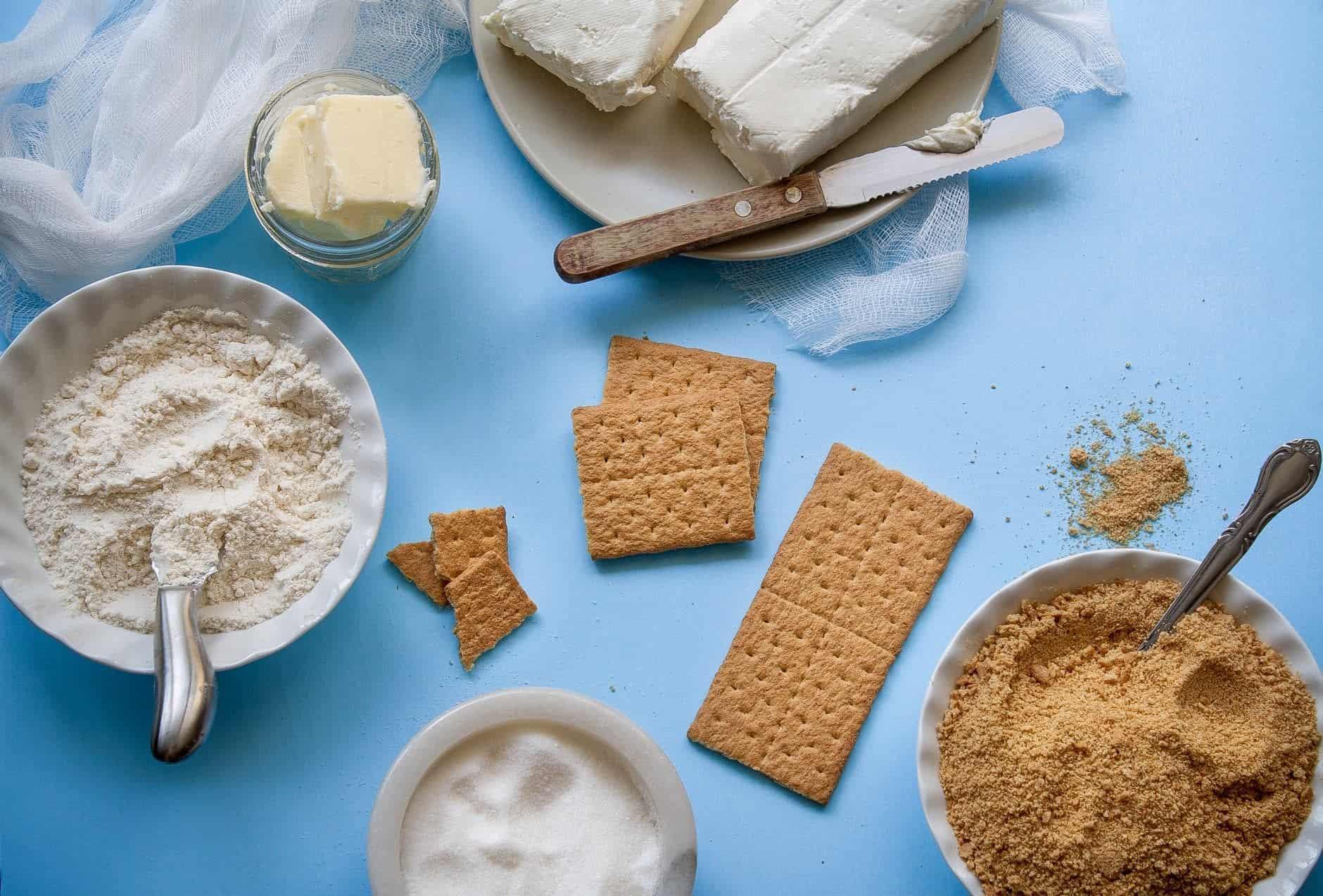 gezonde crackers