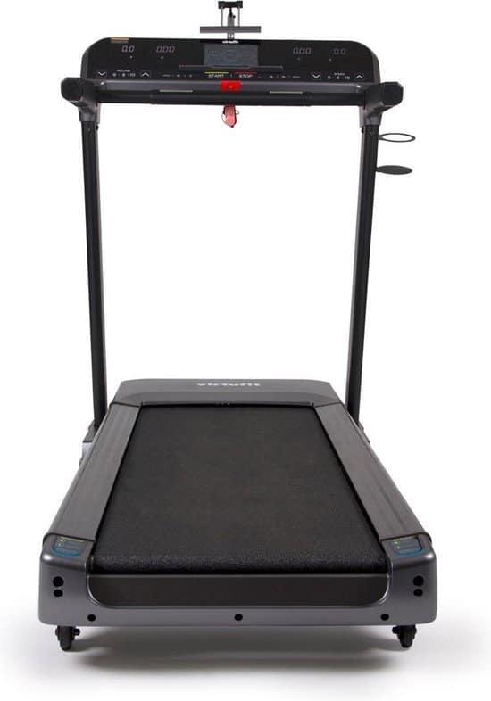Loopband - VirtuFit Elite TR-500i - Hardloopband - Inklapbaar - Grijs