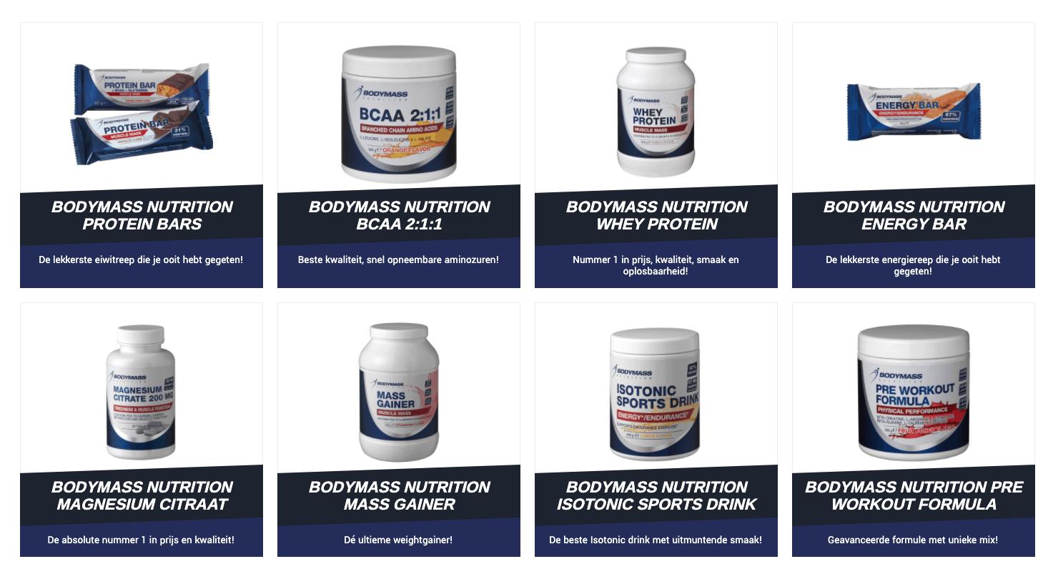 BodyMass Nutrition
