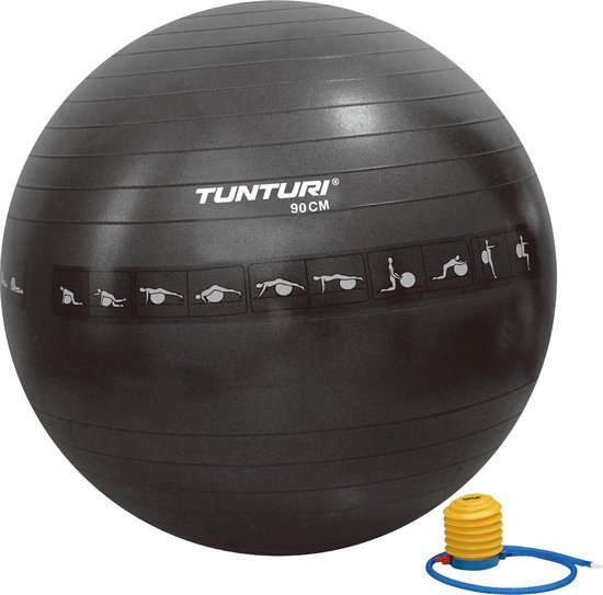 Tunturi Fitnessbal - Gymball - Swiss ball